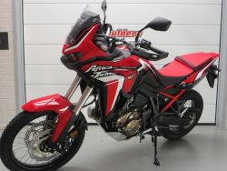 CRF 1100 AL AFRICA-TWIN DEMO