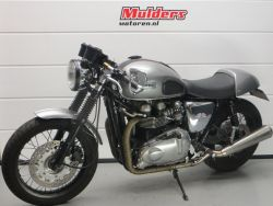 THRUXTON 900  MEAN MACHINE CAF - TRIUMPH