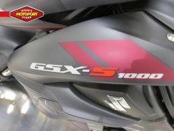 SUZUKI - GSX-S1000ZA