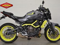 MT 07 ABS Motocage