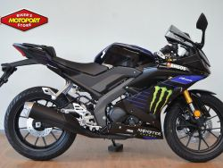 YZF-R125 Monster Energy