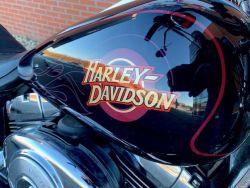 HARLEY-DAVIDSON - FXDWG DYNA WIDE GLIDE.