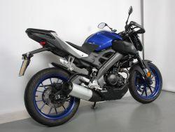 YAMAHA - MT-125 ABS MT125 ABS, Yamaha M