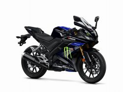 YZF-R125 ABS Monster