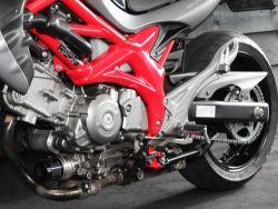 SUZUKI - Gladius 650 ABS