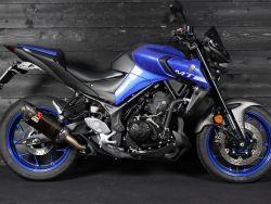 MT 03 ABS   - BTW Motorfiets