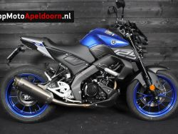 MT 125 ABS   - BTW Motorfiets