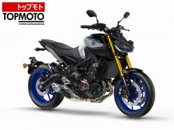 YAMAHA - MT 09 SP ABS