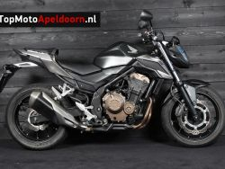CB 500 F ABS  35 KW  A2 Rbw - HONDA