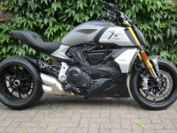 Diavel 1260 S sandstone Grey
