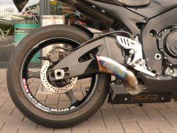 SUZUKI - GSX R 600