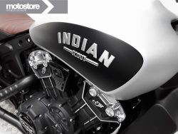 INDIAN - SCOUT BOBBER