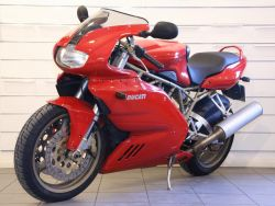 DUCATI - 900 SuperSport
