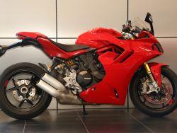 Supersport S  Red