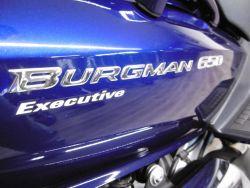 SUZUKI - BURGMAN 650 ABS EXECUTIVE