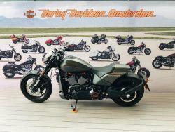 HARLEY-DAVIDSON - FXDR 114