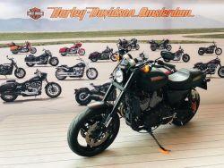HARLEY-DAVIDSON - XR 1200 X