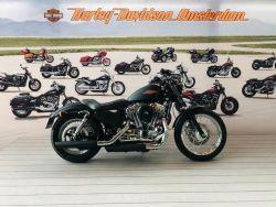 XL1200 V - HARLEY-DAVIDSON
