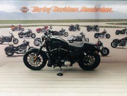 HARLEY-DAVIDSON - XL883N Sportster Iron 35 Kw