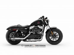 XL1200X Forty-Eight - HARLEY-DAVIDSON