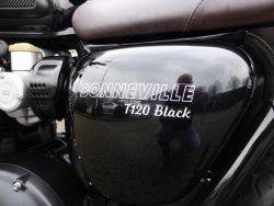 TRIUMPH - Bonneville T120 Belt Drive!!