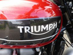 TRIUMPH - Speed Twin Speed Twin
