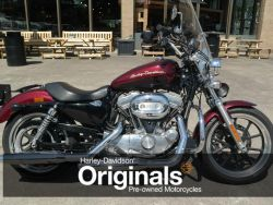 XL 883 L Super Low - HARLEY-DAVIDSON
