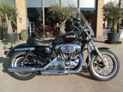 HARLEY-DAVIDSON - XL1200T Superlow
