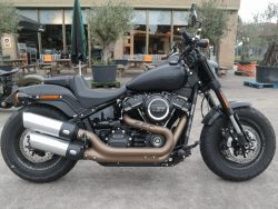 FXFB Fat Bob Solid Colour - HARLEY-DAVIDSON