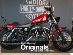 XL 883 N Iron - HARLEY-DAVIDSON