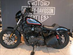 XL1200NS Iron Vivid Black - HARLEY-DAVIDSON