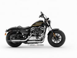 HARLEY-DAVIDSON - XL1200XS Forty-Eight Special