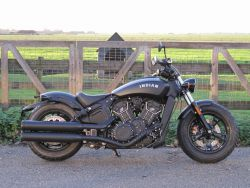 Scout Bobber Sixty - INDIAN