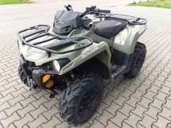 Outlander 450 Pro  Can am outl