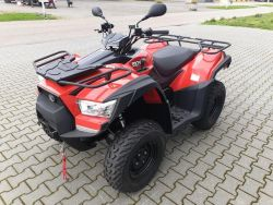 MXU 700  Kymco mxu 700 EPS qua - KYMCO