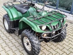 GRIZZLY  Yamaha grizzly 350 4x